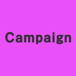 キャンペーン情報アイコン