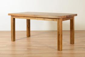 このコーディネートシーンで使われているアイテム画像(CHISTA/オールドチーク ダイニングテーブル (4本脚・W180))
