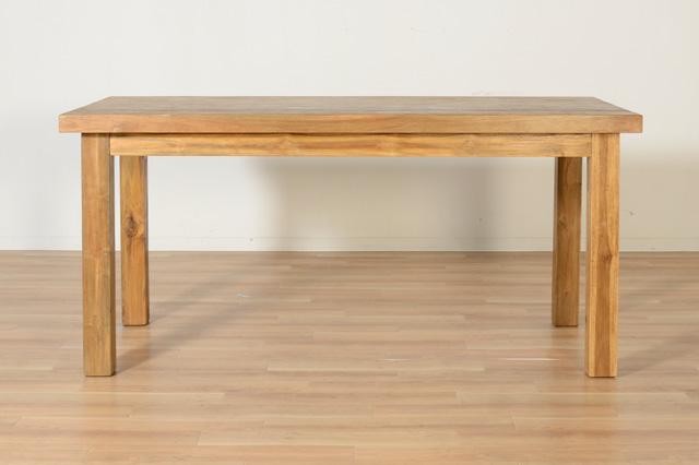 アイテム画像(CHISTA/オールドチーク ダイニングテーブル (4本脚・W180))メイン
