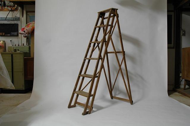 この商品に似ているアイテム画像(vintage ladder|Three Birds(スリーバーズ))