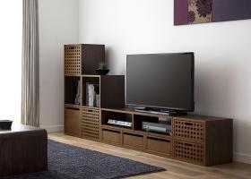 アイテム画像(キューブ・テレビボード (GB) v03セット)サムネイル