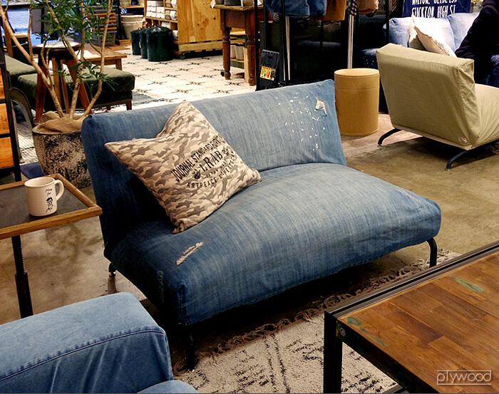 アイテム画像(journal standard Furniture RODEZ CHAIR 2P )メイン