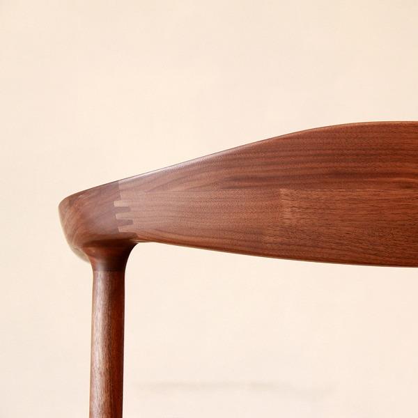 アイテム画像(クラフト感のある椅子 アームチェア OM)メイン