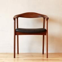最新の掲載アイテム画像(クラフト感のある椅子 アームチェア OM|Vigore 中川店 )
