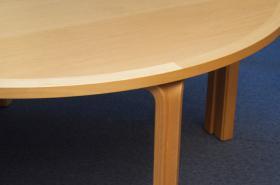 アイテム画像(ビーチ 丸テーブル)サムネイル