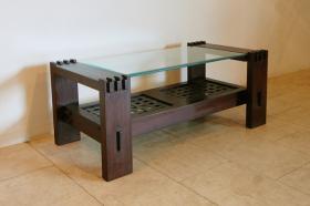 この商品に似ているアイテム画像(PLUTO/ガラストップローテーブル|KAJA(カジャ))