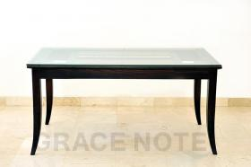 アイテム画像(アジアンテイスト満載のダイニングテーブル)サムネイル