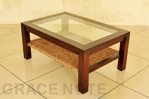この商品に似ているアイテム画像(アジアンリゾート風ヒヤシンスローテーブル|LOOP(ループ))