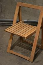 このコーディネートシーンで使われているアイテム画像(折りたたみ椅子)