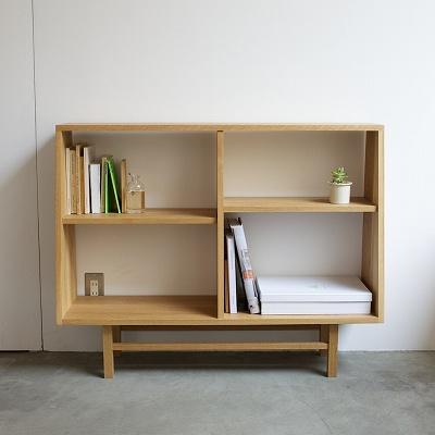 この商品に似ているアイテム画像(bookcase wide|greeniche(グリニッチ) 米子)