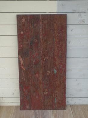 この商品に似ているアイテム画像(CBB-027 ボート古材テーブル天板-1200|ten tin doors(テン ティン ドアーズ))
