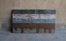アイテム画像(CBB-027 ボート古材テーブル天板-1200)サムネイル