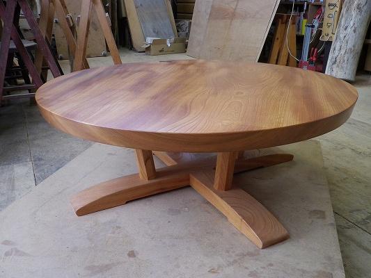 この商品に似ているアイテム画像(丸テーブル|工房 木歓坊)