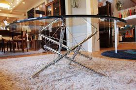 アイテム画像(Cassina713ガラスローテーブル・センターテーブル)サムネイル