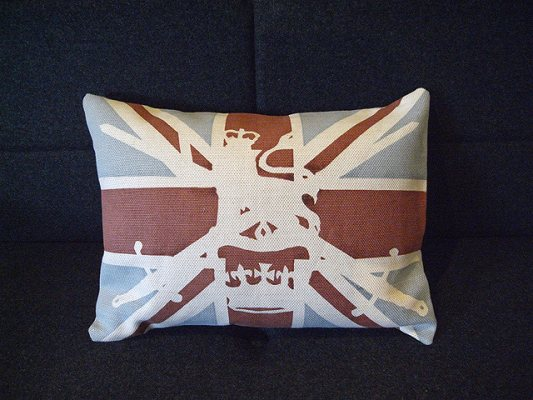 アイテム画像(Military Union jack cushion)メイン
