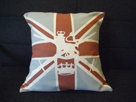 アイテム画像(Military Union jack cushion)サムネイル