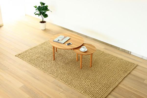 この商品に似ているアイテム画像(バルーン リビングテーブル 69-2 AL|高野木工)