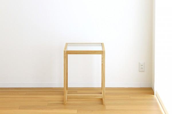 この商品に似ているアイテム画像(キューブ サイドテーブル TM|高野木工)