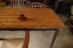 アイテム画像(組木テーブル)サムネイル