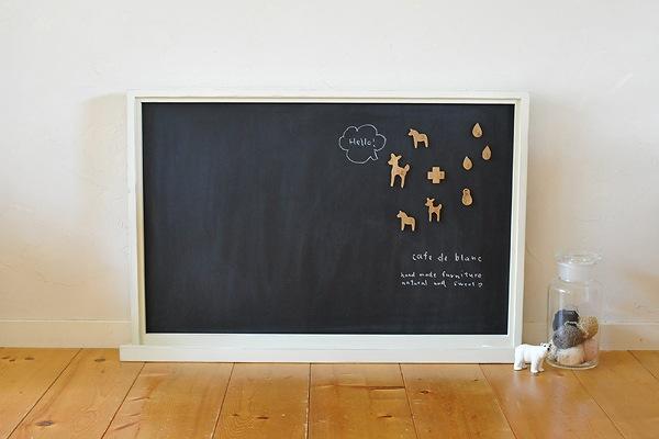 この商品に似ているアイテム画像(z-13 黒板(大)|cafe de blanc(カフェ・ド・ブラン))
