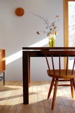 アイテム画像(ブラックウォルナットのダイニングテーブル)サムネイル