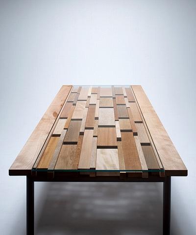 アイテム画像(Ostinato Dining Table/オスティナートダイニングテーブル)メイン