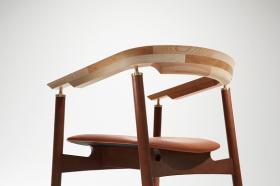 アイテム画像(Ostinato Arm Chair/オスティナートアームチェア)サムネイル