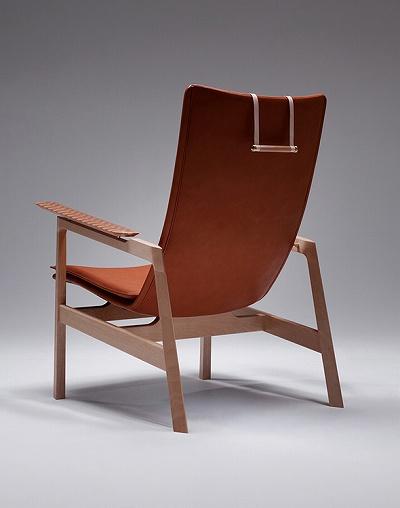 アイテム画像(Becarre Lounge Chair/ベカールラウンジチェア)メイン