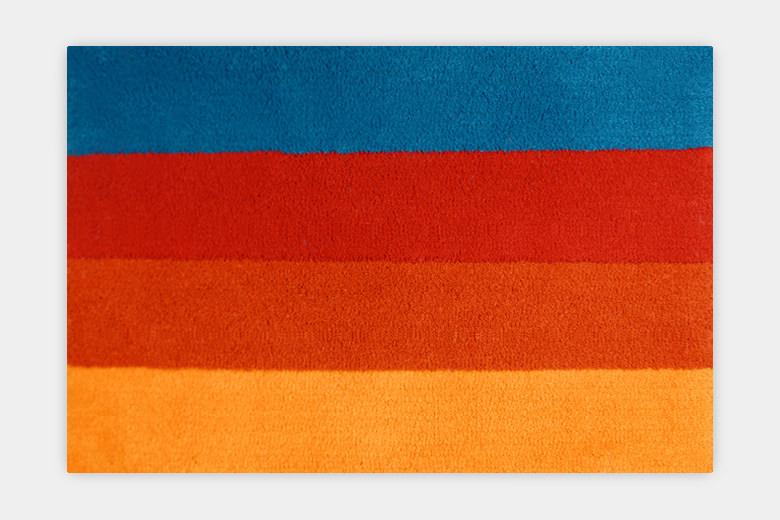 この商品に似ているアイテム画像(四季 第3番「秋」(玄関マット/オレンジ系)|mYwaY)
