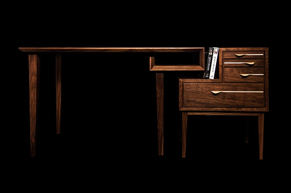 アイテム画像(Hyuece Desk 2014 & Hyuece Side Chest)メイン