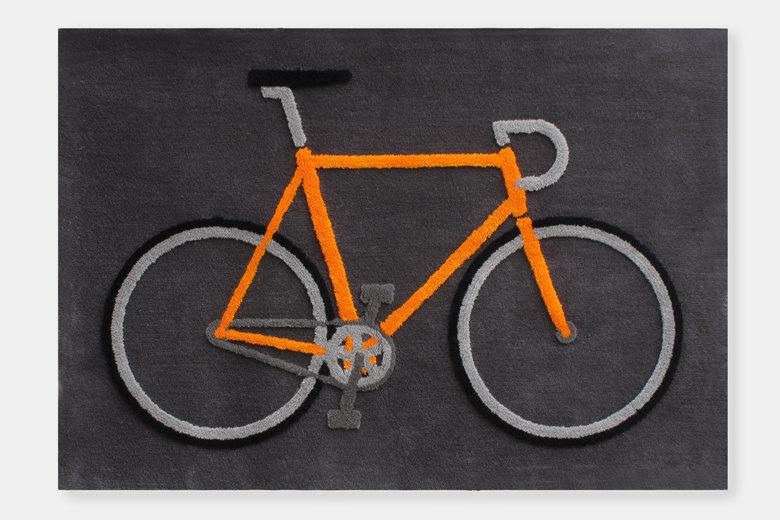 この商品に似ているアイテム画像(自転車のラグマット|mYwaY)