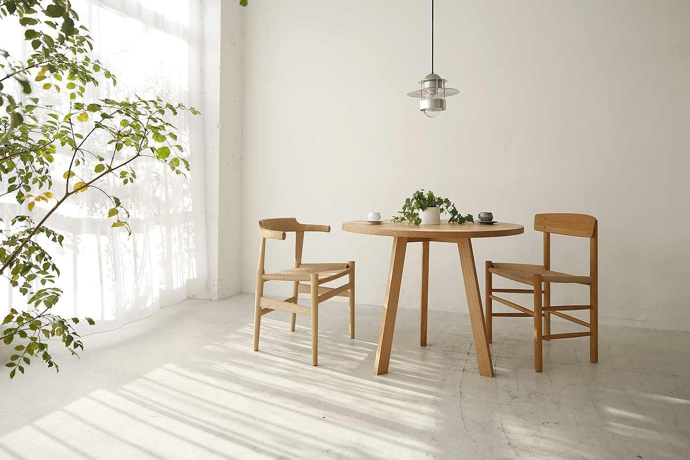 気になるコーディネートシーン画像(北欧ダイニング366|svale furniture(スヴェイルファニチャー))