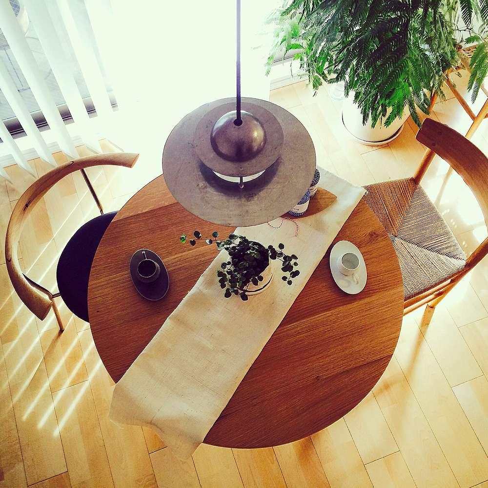 気になるコーディネートシーン画像(北欧ダイニング367|svale furniture(スヴェイルファニチャー))