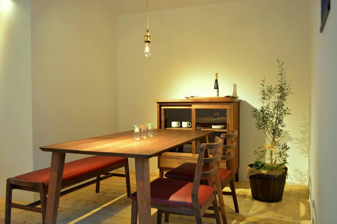 気になるコーディネートシーン画像(ナチュラルモダンダイニング374|Block Atelier furniture(ブロックアトリエファニチャー))