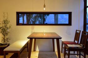 コーディネートシーン画像(ナチュラルモダンダイニング375|Block Atelier furniture(ブロックアトリエファニチャー))