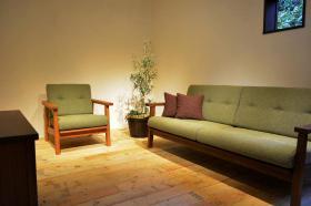 コーディネートシーン画像(ナチュラルリビング376|Block Atelier furniture(ブロックアトリエファニチャー))