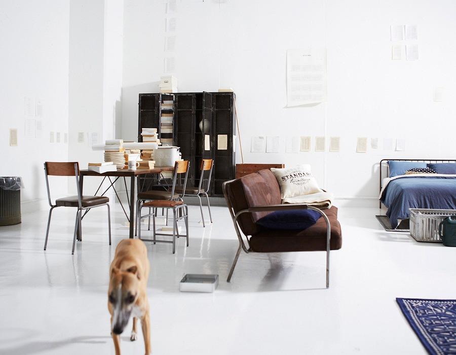 このシーンと似ているコーディネートシーン画像(インダストリアルダイニング626|journal standard Furniture 渋谷店)