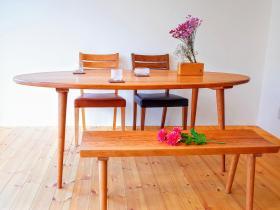 コーディネートシーン画像(ナチュラルダイニング711|BUTLER furniture&craft)