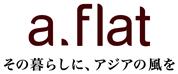 ショップロゴ画像(a.flat 目黒通り本店|東京)