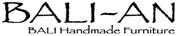 ショップロゴ画像(BALI-AN(バリアン) 本店FACTORY&SHOP|神奈川)