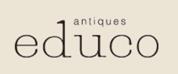 ショップロゴ画像(antiques-educo(アンティークス・エデュコ)|東京)