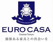 ショップロゴ画像(EURO CASA(ユーロ・カーサ) 東京・日本橋ショールーム|東京)