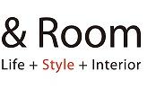 ショップロゴ画像(& Room|和歌山)