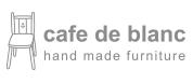 ショップロゴ画像(cafe de blanc(カフェ・ド・ブラン)|岡山)